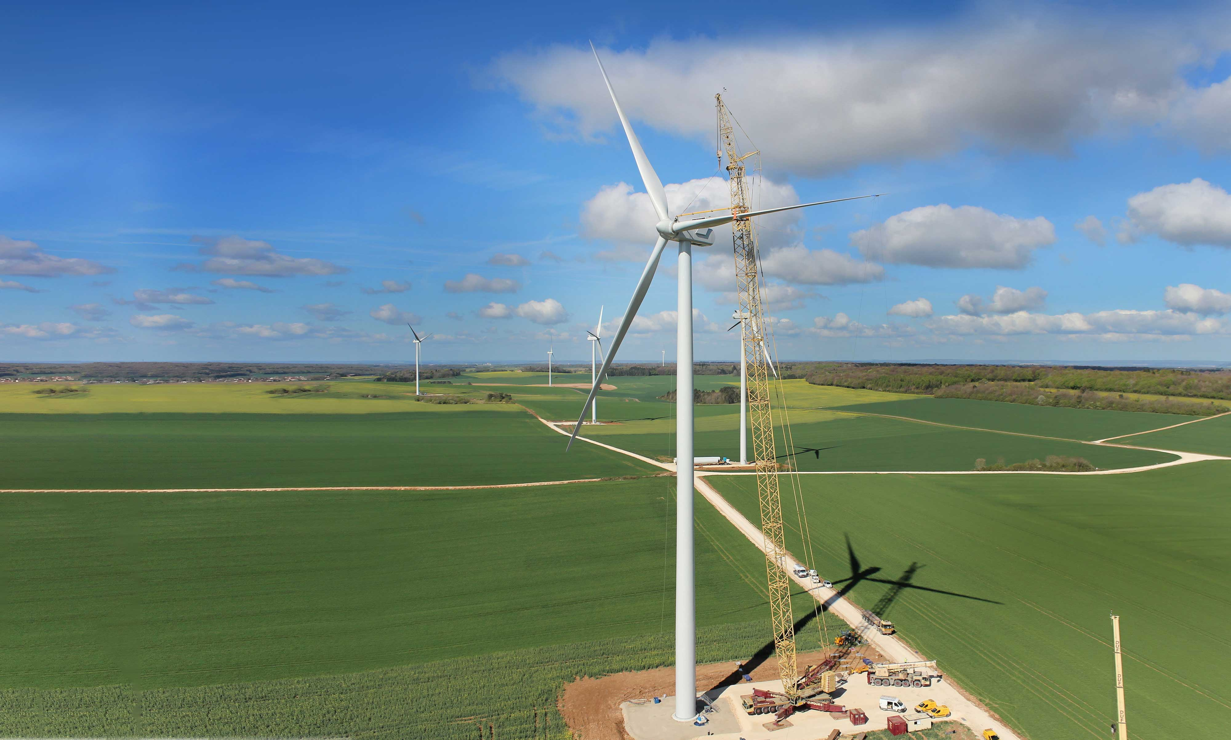 wind investment company london contact